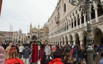 Kurzbesuch in Venedig zum Karneval_29