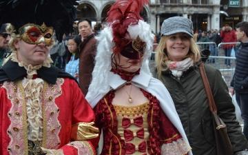 Kurzbesuch in Venedig zum Karneval_37