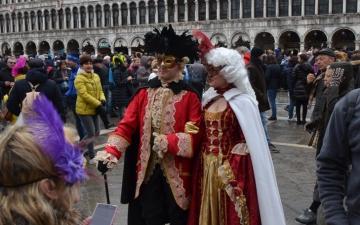 Kurzbesuch in Venedig zum Karneval_41