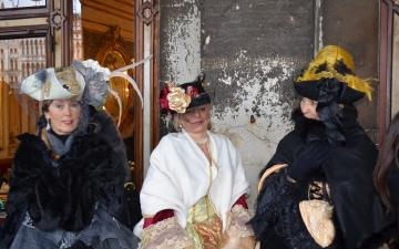 Kurzbesuch in Venedig zum Karneval_43