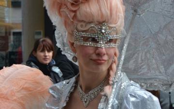 Kurzbesuch in Venedig zum Karneval_45
