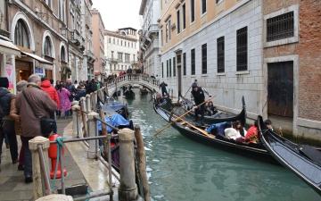 Kurzbesuch in Venedig zum Karneval_46