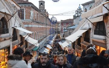 Kurzbesuch in Venedig zum Karneval_58