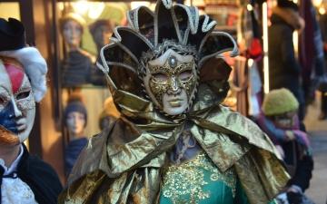 Kurzbesuch in Venedig zum Karneval_60